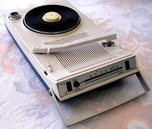 radio   lp combination