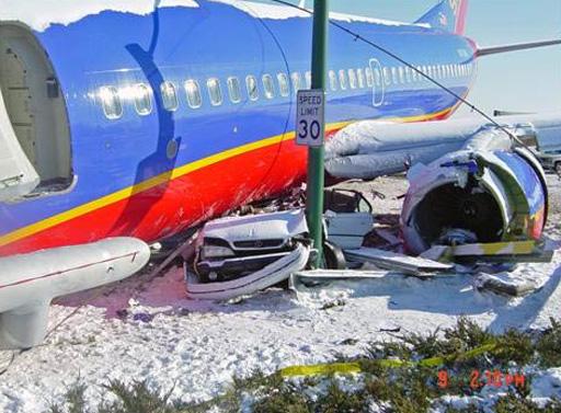 Подборка необычных аварий (фото)