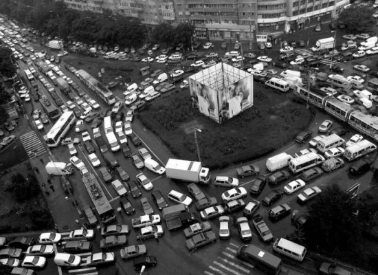 normal traffic Worlds Worst Intersections & Traffic Jams
