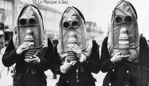 Dark roasted blend gas mask fashion part 2 images credit gasmasks voltagebd Images