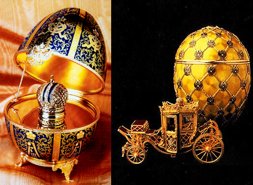 Dark roasted blend russian imperial faberge eggs here is a list of every known faberge egg in existence only sixty one of them survived each design uniquely different and eminently collectible negle Images