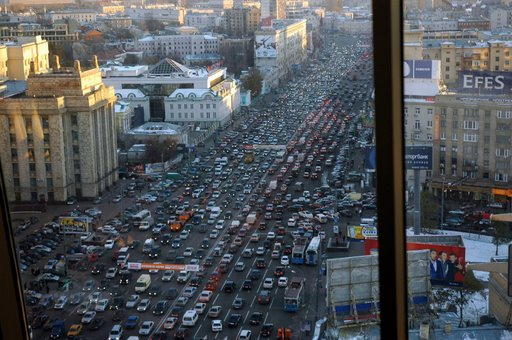 Worlds Worst Intersections & Traffic Jams