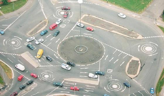 swindon Worlds Worst Intersections & Traffic Jams