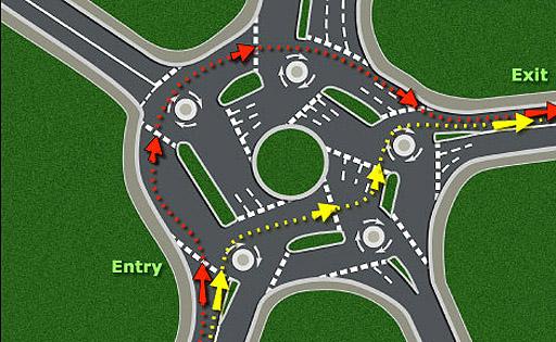 swindonRAB Worlds Worst Intersections & Traffic Jams