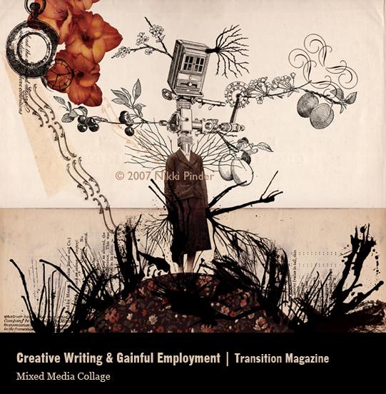 creative writing art