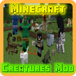 Pocket Creatures Mod for MCPE for PC and MAC