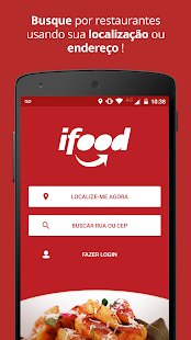 iFood - Delivery de Comida- screenshot thumbnail