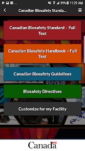 CBS Biosafety - náhled