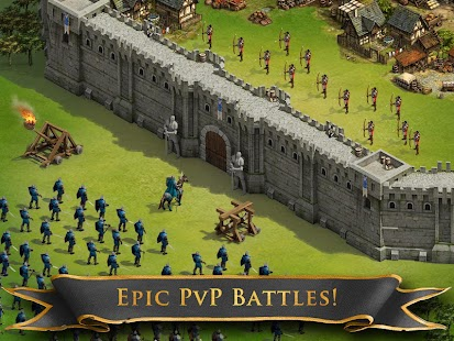 Imperia Online - Medieval empire war strategy MMO Screenshot