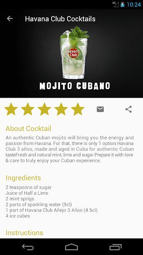 Cuban Cocktails  screenshots 3