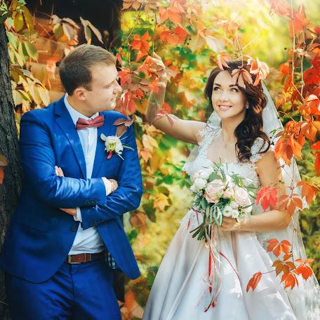 Wedding photographer Vyacheslav Logvinyuk (Slavon). Photo of 23.10.2017