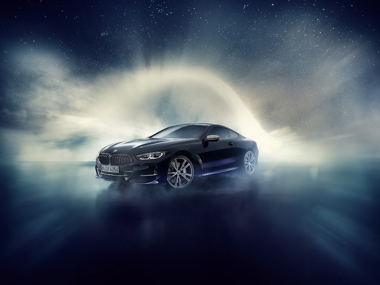 Unique M850i Coupe Night Sky should be a collector's dream. Picture: SUPPLIED