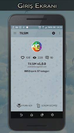 TILSIM - Sözler 1.5.1 screenshot 776666