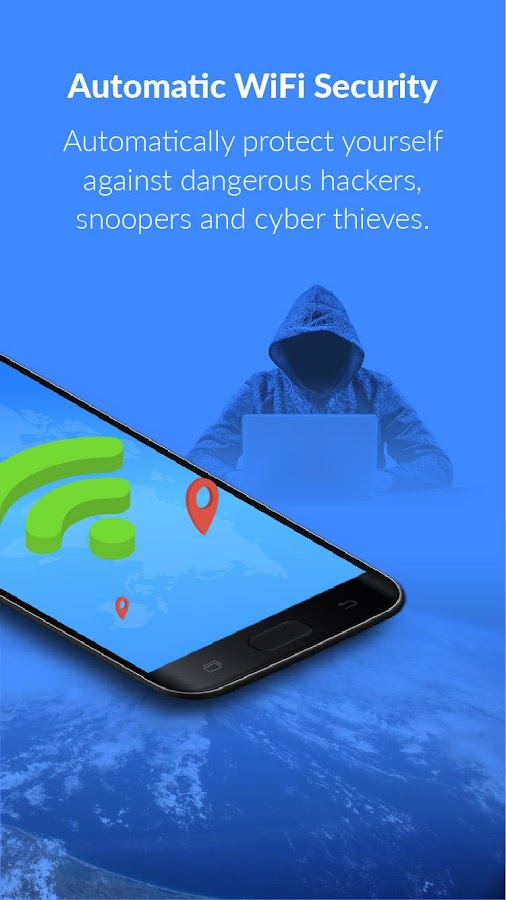 SaferVPN - Best VPN Proxy- screenshot