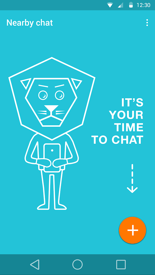 Nearby Chat- screenshot
