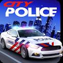 SAN ANDREAS City Police Driver icon