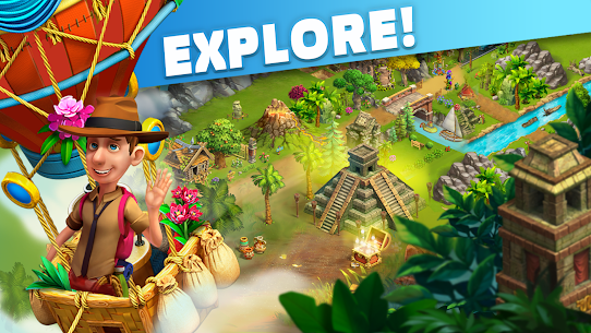 Funky Bay – Farm & Adventure game Apk Download For Android and Iphone 3