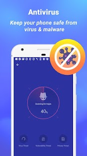 Security Master - Antivirus VPN, AppLock, Booster v5 0 3