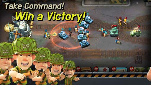 World War Arena  captures d'u00e9cran 1