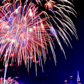 Happy 4th by Rob Kovacs - Public Holidays July 4th (  )