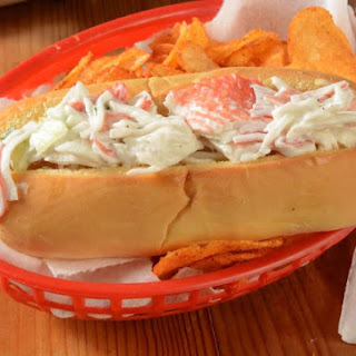 Crabmeat Sandwich Recipes