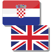 App Icon for Croatian-English offline dict. App in Czech Republic Google Play Store