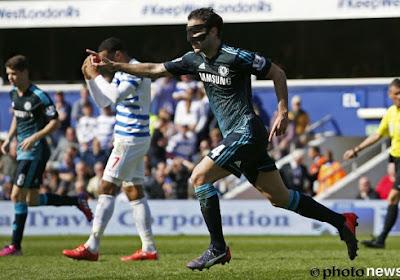 Cesc Fabregas, saveur de Chelsea sur la pelouse de QPR