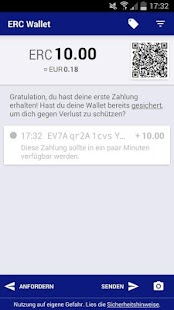 Europecoin Term Deposit Wallet- screenshot thumbnail