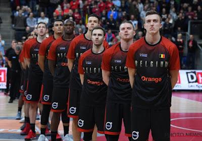 Les Belgian Lions n'iront pas au Mondial