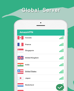 Amaze VPN-Unlimited Free VPN proxy& Fast USA VPN App Download For Android 1