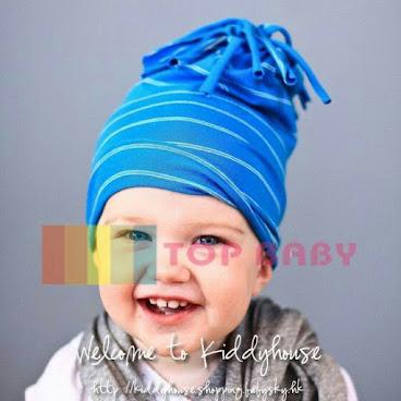 仔仔藍間BB帽H215現貨包郵