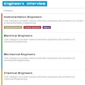 Engineers Interview