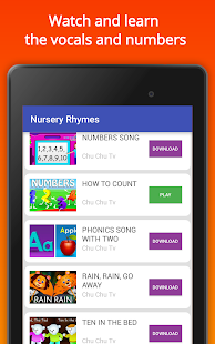 Nursery Rhymes Videos Offline- screenshot thumbnail