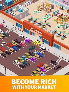 Game Idle Supermarket Tycoon - Tiny Shop Game APK for Windows Phone