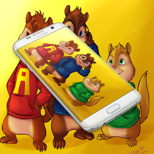 Alvin And the Chipmunks W allpaper HD - náhled