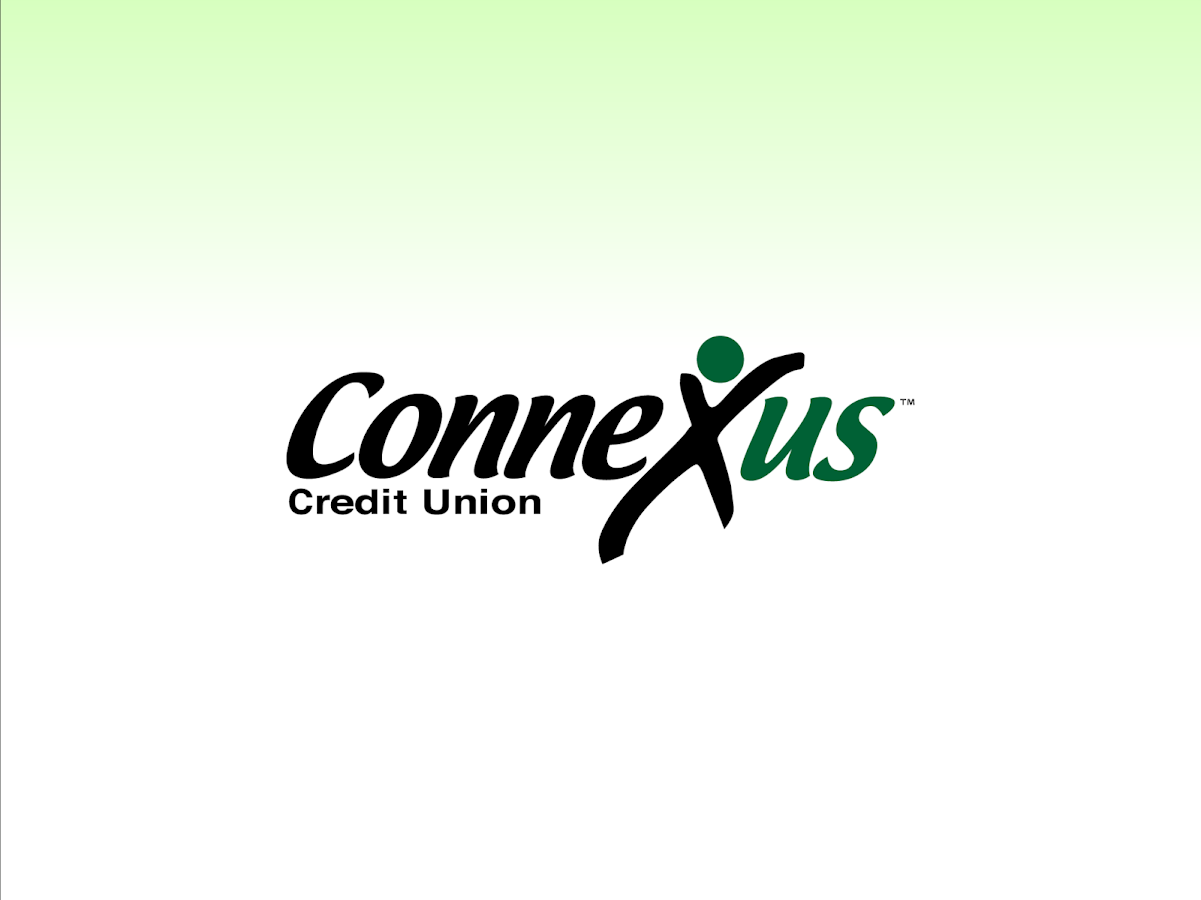Connexus Credit Union- screenshot