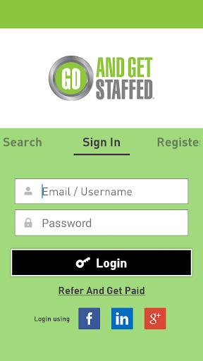 Go and Get Staffed