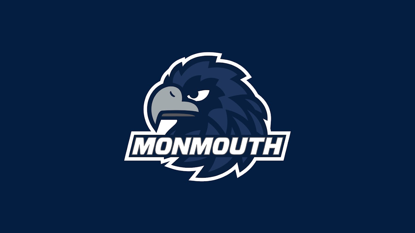 Watch Monmouth Hawks football live