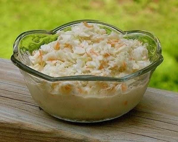 Coleslaw My Way Recipe