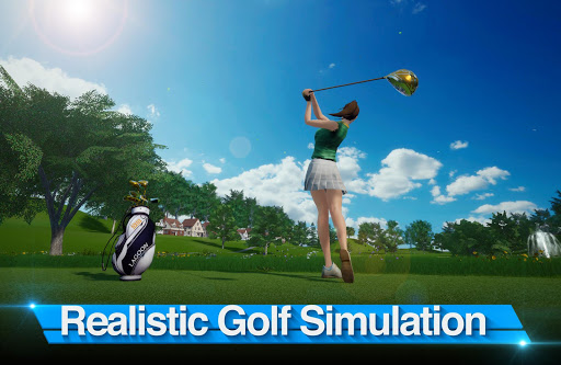 Perfect Swing - Golf apkpoly screenshots 2