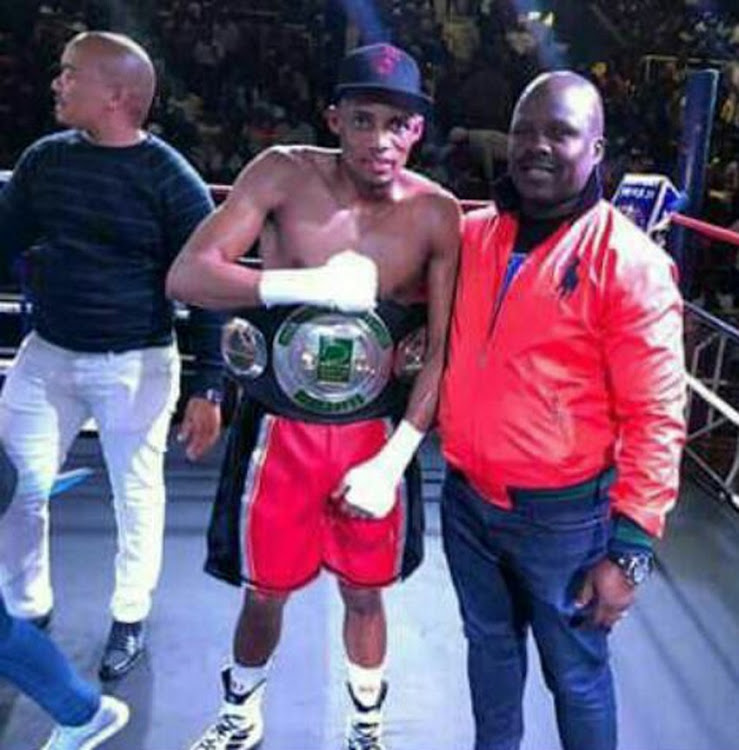 "Recently crowned South African featherweight champion Khanyile ""Man Dee"" Bulana of Rumble Africa Promotions intends to become the first world boxing champion from Scenery Park in East London."