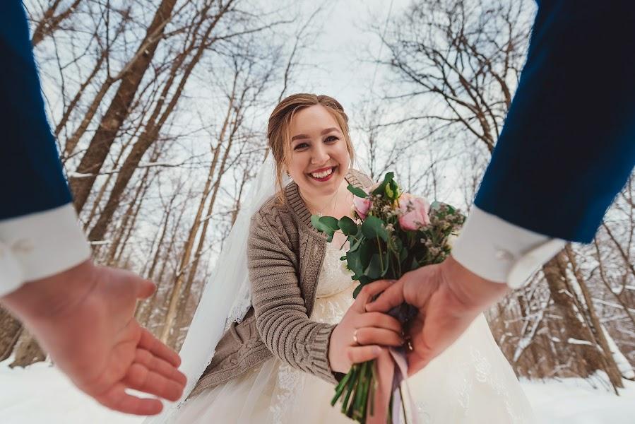 Wedding photographer Olga Nikolaeva (avrelkina). Photo of 10.03.2019