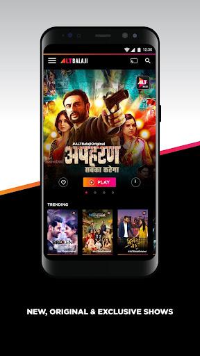 ALTBalaji – Original and Exclusive Indian Shows 2.0.9 screenshots 1