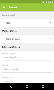 Zakat App- screenshot thumbnail
