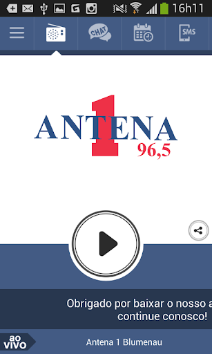 Antena 1 Blumenau