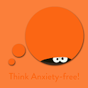 Think Anxiety-free! Hypnosis icon