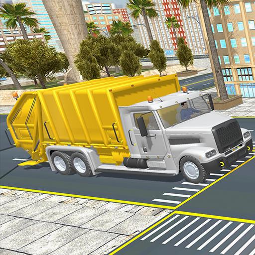 Trash Truck Simulator 2018 (game)