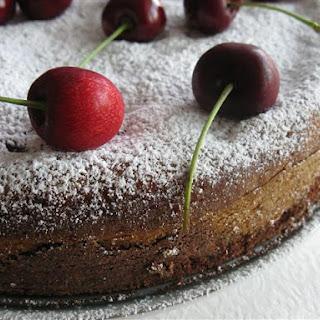 Spumone Pudding Cake