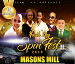 YouthDay Spinfest Round 2 : Mason's mill battle grounds