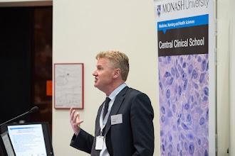 Photo: Professor Stephen Jane, Head, Central Clinical School.
